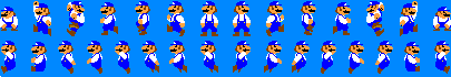 Smg4 Sprites by TheGame22q