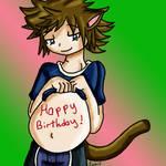 KH- Happy Birthday Nahceid