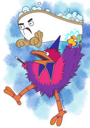 Storkley Featherbrain the Great