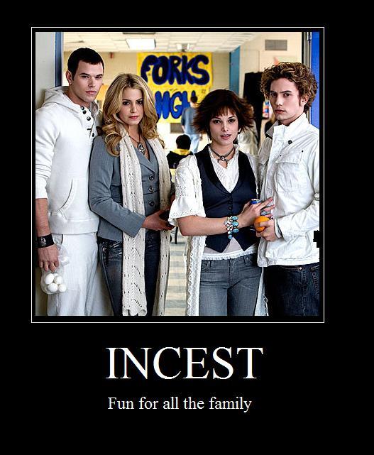 Cullen incest motivator by charliechainsaw