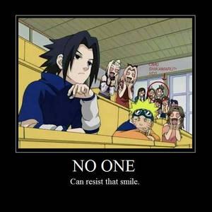 Sasuke Motivator