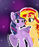 Twi and Sunset