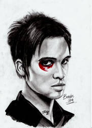 Brendon Urie by ohthepainthepain