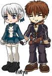 Alice and Yuri