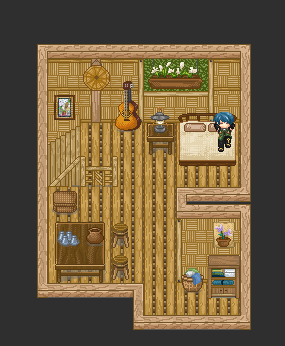 how to make 2d rpgs in rpgmaker