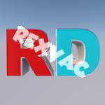 Rexvac Designs | New Logo v2 - Made by Rexvac by HelpedsGFX