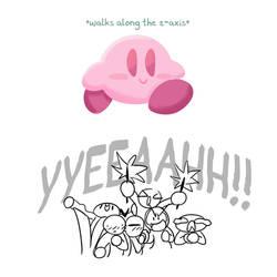 3d Kirby Jadskgnklsadgnlkadsgnkl