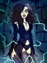 Bellatrix Lestrange by grantgoboom