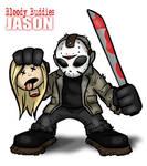 Bloody Buddies JASON