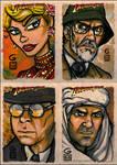Indiana Jones cards BATCH 2