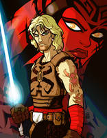 Star Wars: Legacy by grantgoboom