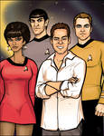 Star Trek Producer Bryan Burk