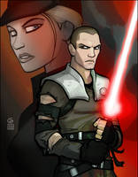 The Force Unleashed by grantgoboom
