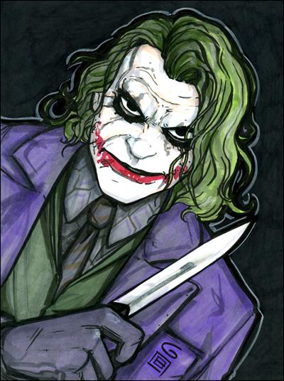 Joker Varios Dibujos De Un Villano Imágenes En Taringa