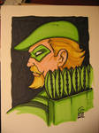 SDCC Sketch: Green Arrow