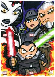 SW Galaxy: Force Unleashed Jr. by grantgoboom