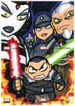 SW Galaxy: Force Unleashed Jr.