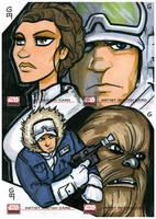 SW Galaxy: Hoth Heroes by grantgoboom