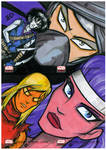SW Galaxy: 80s Marvel Comics
