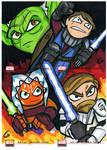 SW Galaxy: Clone Wars Jr.