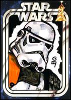 Sandtrooper Fan Days Card by grantgoboom