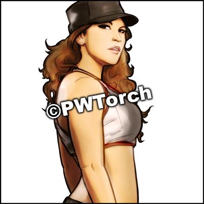 WWE Diva: Mickie James by grantgoboom