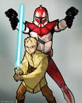 Clone Wars S2 Webcomic Cov1