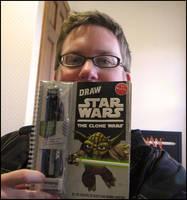 Draw Star Wars: The Clone Wars by grantgoboom