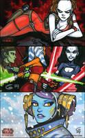 Clone Wars Widevision: Batch 4 by grantgoboom
