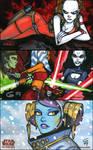 Clone Wars Widevision: Batch 4