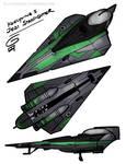 Keelyvine's Jedi Starfighter