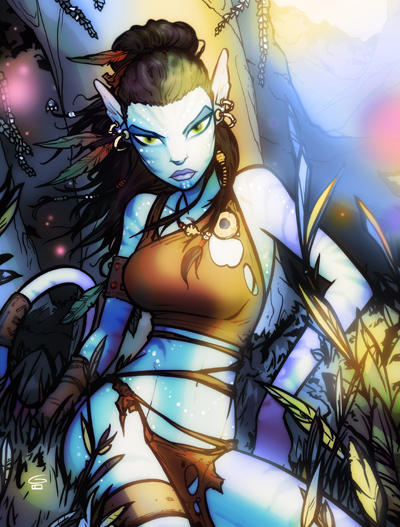 Avatar: Daughter of Pandora