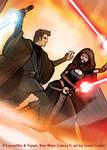 SW Galaxy 5: Anakin vs. Asajj