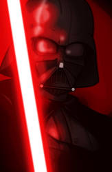 Darth Vader by Grant Gould