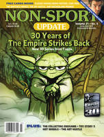 Yoda NSU Magazine Cover by grantgoboom