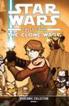 Clone Wars Season 1 TPB Cover