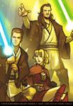 Star Wars Galaxy 6 base card