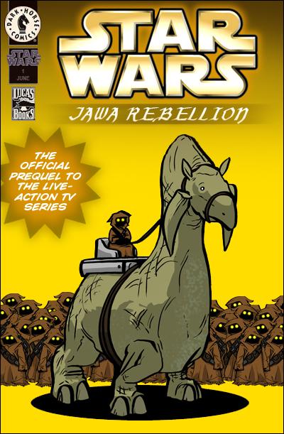 STAR WARS: Jawa Rebellion by grantgoboom on DeviantArt