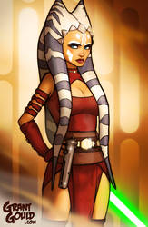 Future Ahsoka by grantgoboom