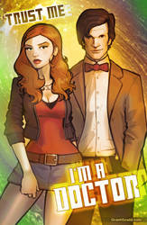 DOCTOR WHO and Amy Pond