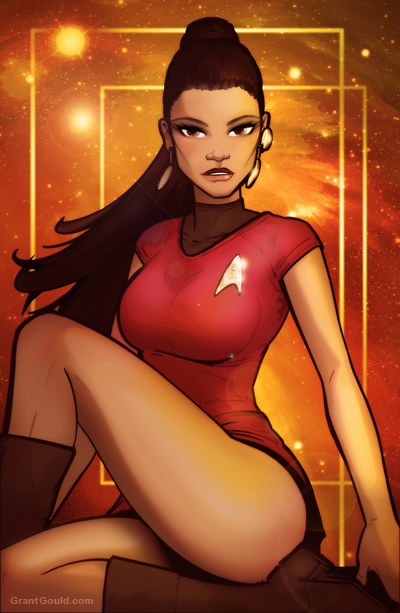 Uhura Star Trek