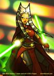 Star Wars Galaxy 7: Future Ahsoka