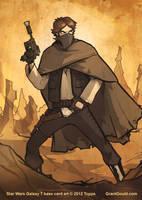 Star Wars Galaxy 7: Spaghetti Western Solo by grantgoboom