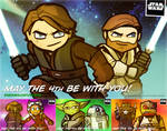 STAR WARS 'May the 4th' eCARDS