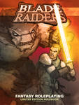 BLADE RAIDERS limited edition hardcover