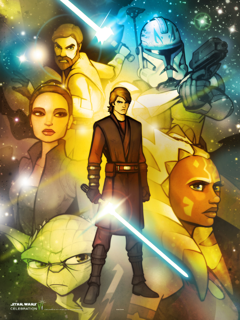 Star Wars Celebration VI: Heroes of the Clone Wars by grantgoboom