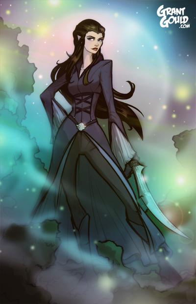 Arwen by grantgoboom
