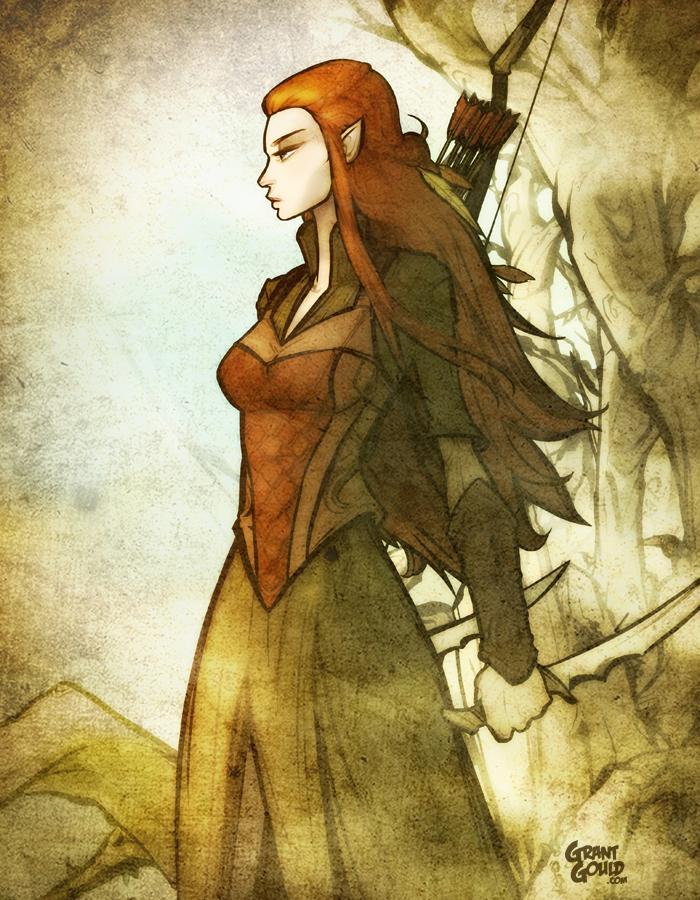 Tauriel: Daughter of Mirkwood