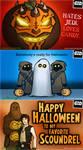 Star Wars Halloween eCards