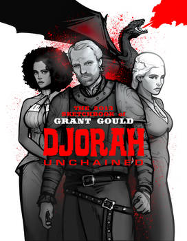 2013 Sketchbook: Djorah Unchained